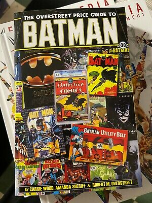 The Overstreet Price Guide To Batman Paperback  • 14.25£