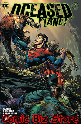 Dceased Dead Planet #5 (2020) 1st Printing Finch Main Cover Dc Comics • 3.65£