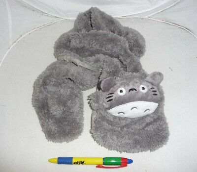 Scarf Plush Totoro Japan Anime Manga New Cosplay • 9.26£