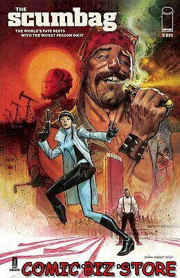 Scumbag #2 (2020) 1st Printing Bagged & Boarded Main Cover Image Comics • 3.65£