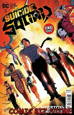 Suicide Squad #11 (2020) 1st Printing Bagged & Boarded Main Cover Dc Comics • 3.65£