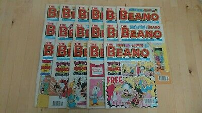 17 Of The Beano Comics From 1995 • 5.99£