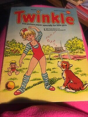 Twinkle Comic No 1113 May 20th 1989  • 7£