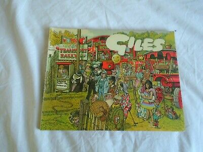 Vintage 1980 Daily Express GILES Cartoon Annual  34th Edition • 5£