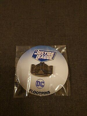 Justice League DC Lootpins - Hall Of Justice • 4.99£