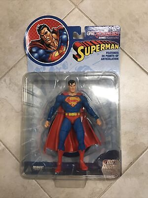 Dc Direct Reactivated Superman Series 1 Action Figure • 17.88£