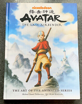 Avatar The Last Airbender Art Book • 21£