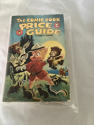 Overstreet Comic Book Price Guide (1970) #7 Softcover Ed Carl Barks Porky Pig FN • 3.58£