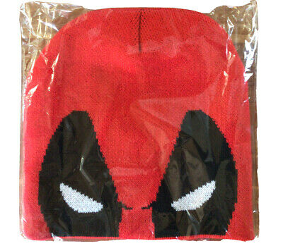 Deadpool Beanie | Official Merchandise | Neu OVP • 10.07£