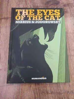 The Eyes Of The Cat By Möbius & Jodorowsky HB • 40£