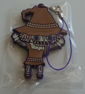 DC Villains Kawaii Rubber Charm Scarecrow • 13.68£