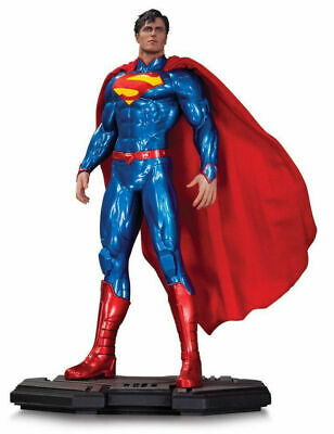 DC Collectibles Comics Icons SUPERMAN 10.25  Statue The New 52 LIMITED 5200pcs • 250£