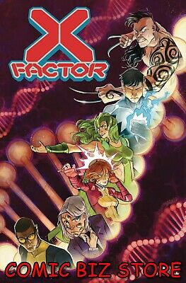 X-factor #1 (2020) 1st Printing Shavrin Main Cover ($4.99) • 4.15£