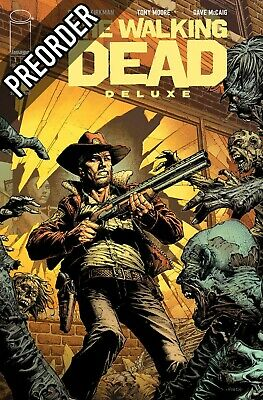 Walking Dead Deluxe #1 Cover A Image Comics PREORDER SHIPS 07/10/20 • 4.35£