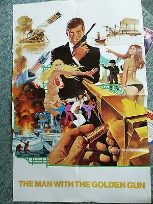 Roger Moore Magazine Collection Plus Poster From The 1970s • 3.99£
