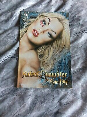 Zenescope Salems Daughter The Haunting #4 Cover B • 2.75£