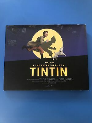 The Art Of The Adventures Of Tintin • 25£
