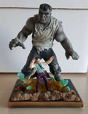 Marvel Origins Hulk Statue - VERY RARE No Box, 8  Approx • 80£