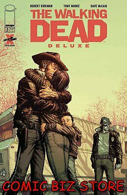 Walking Dead Deluxe #3 (2020) 1st Printing Finch & Mccaig Main Cover • 3.65£