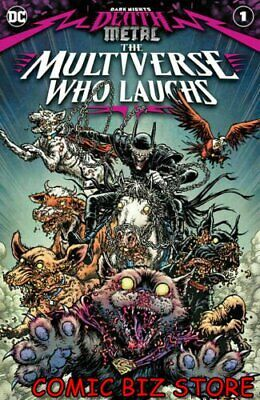 Dark Nights Death Metal Multiverse That Laughs #1 (2020) 1st Print Dc Comics • 4.99£