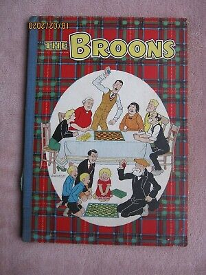A Rare Copy Of THE BROONS ANNUAL - 1958 (c1957) • 33£