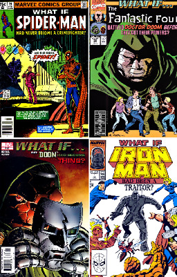 Marvel What If Complete Comic Collection On DVD Rom • 3£