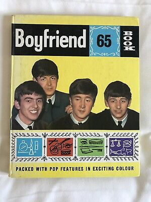 Boyfriend Annual Book 1965 • 5£