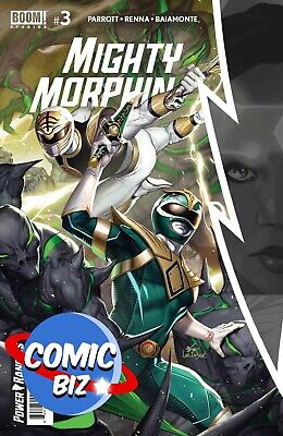 Mighty Morphin #3 (2021) 1st Printing Lee Main Cover Boom Studios  • 3.65£