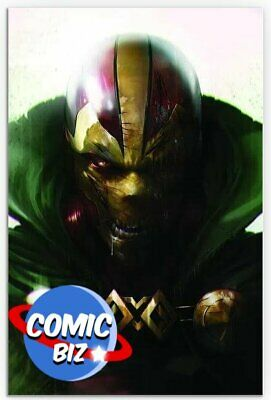Dceased Dead Planet #7 (2021) 1st Printing Card Stock Variant Cover ($5.99) • 4.99£