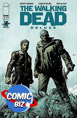 Walking Dead Deluxe #7 (2021) 1st Printing Finch & Mccaig Main Cover A • 3.65£