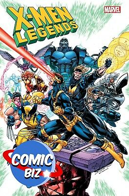 X-men Legends  #1 (2021) 1st Printing Bagged & Boarded Booth Main Marvel Comics  • 4.25£