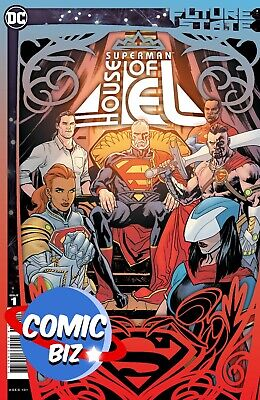 Future State House Of El #1 (2021) 1st Printing Main Cover Dc Comics ($5.99) • 4.99£