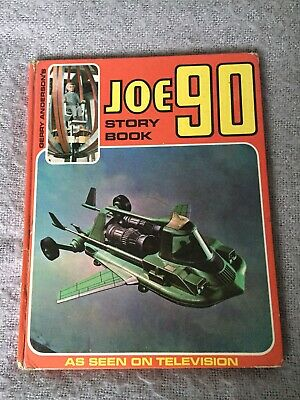 Joe 90 Story Book Vintage Collectable Book • 5£