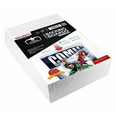 Golden Size Protects Comic 100 Backing Boards Sharpener Silver 178x266 Mm New • 29.72£