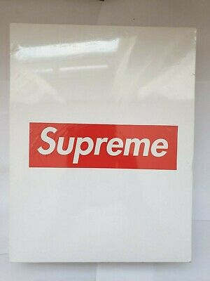 Supreme Book Vol. 2 With Poster And Box Logo Collectors • 180£
