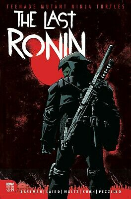 TMNT The Last Ronin #1 Cover A IDW Comics PREORDER - SHIPS 09/09/20 • 8.99£