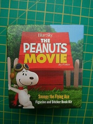 The Peanuts Movie Snoopy Collectable Running Press Book Miniature Boxed New  • 7.70£
