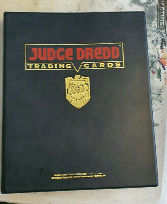 2000AD Judge Dredd Edgmont, Strictly Ink Collectable Cards, Edge Entertainment • 60£