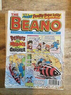 A Bundle Of 8 Collectsble The Beano Comics From 1994 • 20£