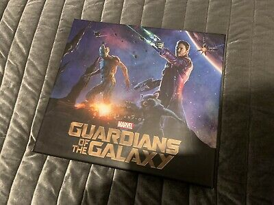 Marvel's Guardians Of The Galaxy: Art Of The Movie, Hardcover Slipcase • 80£