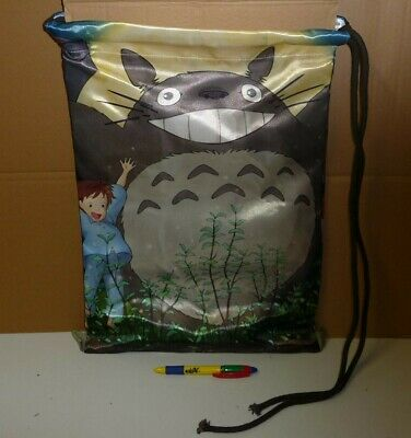 My Neighbor Totoro Gym Bag Sack Bag 45x30cm Cosplay New • 9.26£