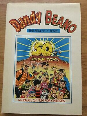 Dandy Beano The First Fifty Years • 3£