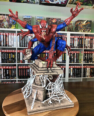 Custom 1/4 Scale Doppelganger Spider-Man Statue PROTOTYPE | Fan Art | Villain • 1,144.40£