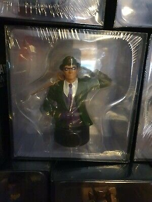 Riddler : Eaglemoss Dc Batman Universe Collectors Bust : New/sealed • 5£
