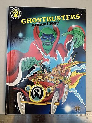 1987 Ghostbusters Annual • 5£