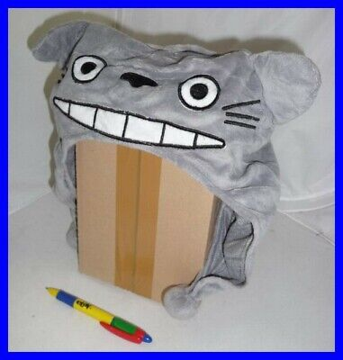 Hat Beanie Totoro Version B Smile Japan Anime Manga New Cosplay • 8.98£