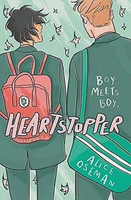 Heartstopper Volume One New Paperback Book • 8.40£