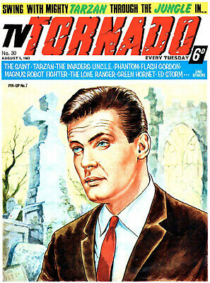 TV Tornado Comics - 83 Issues - Dvd Rom Collection • 3.99£