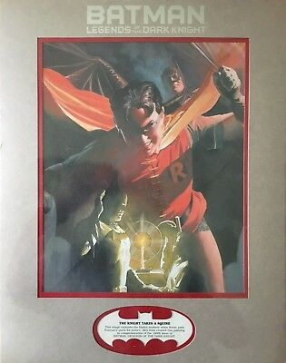 Alex Ross: The Dark Knight Takes A Squire. Unopened • 29.99£