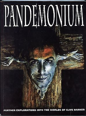 Clive Barkers Pandemonium, Signed And Numbered Hardback 164/300 • 69.99£
